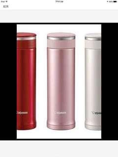 🚚 全新 象印 不鏽鋼 SM-JA48 保溫杯 保溫瓶 燜燒杯 480ML 輕量