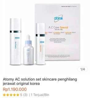 Atomy Skincare AC Solution Set