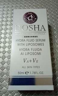 🚚 DOSHA,晶透嫩白保濕晶乳,50ML ,全新,可面交。