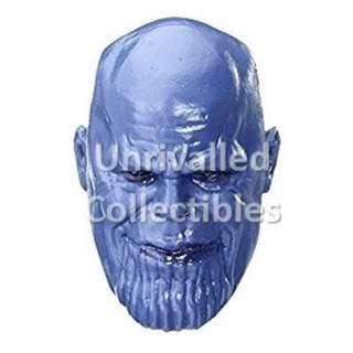 [In hand] Hasbro Marvel Legends BAF MCU Thanos wave - BAF MCU Thanos head only, without Infinity War Captain America