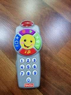 Fisher Price remote control