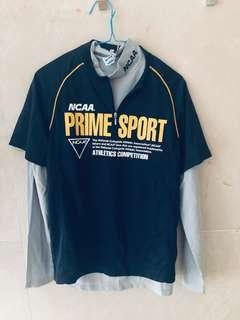 NCAA T Shirt (set) 日本M size