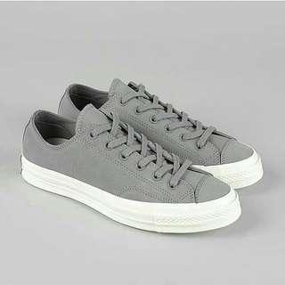 Sepatu Converse Ct 70s Ox Grey Original Bnib