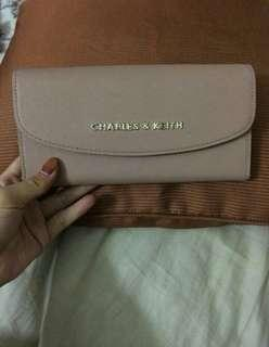 Charles & Keith Wallet new in box