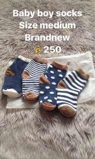 Sets of 4 Socks MEDIUM SIZE
