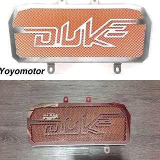 FREE DELIVERY KTM Duke 390 Radiator Guard