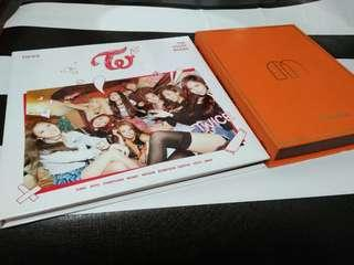 Mamamoo Melting Album + Twice The Story Begins Album