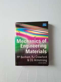 Mechanics Of Engineering Materials 2nd Edition
