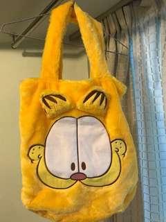 加菲貓毛毛袋
