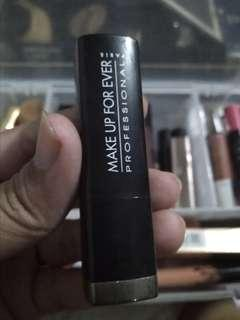 make up for ever lipstick rouge artist