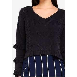 Cotton on pullover knit