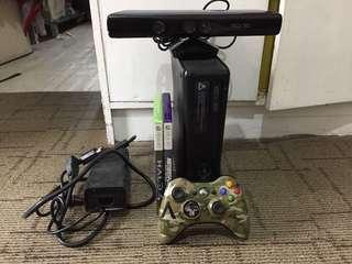 Xbox 360 S US NTSC with kinect