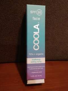 Coola  SPF 30 Organic Makeup Setting Spray