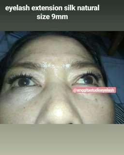 eyelash extension silk premium