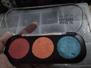 make up for ever custom palette eyeshadow