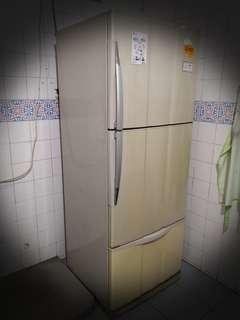 Mitsubishi 3-doors Refrigerator