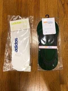 🛍ADIDAS / SOXWORLD no-show socks