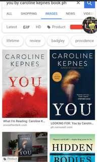 LF: YOU BY CAROLINE KEPNES