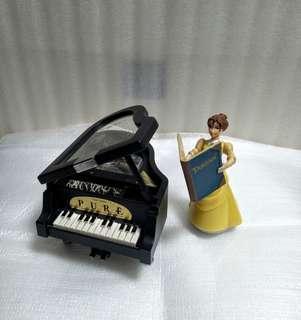 鋼琴獨奏音樂盒 music box