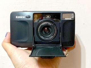 Konica big mini zoo tr bm-610z 底片相機