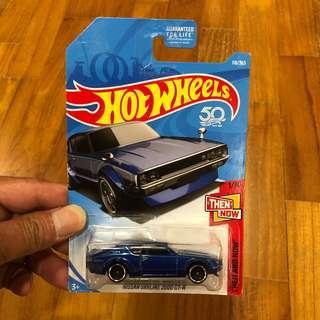 Hot Wheels Nissan Skyline 2000 GTR