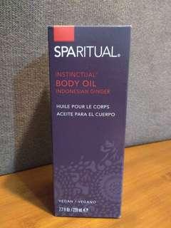 SPARITUAL Instinctual Body Oil