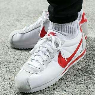 Sepatu Nike Cortez Classic Nylon Original Bnib