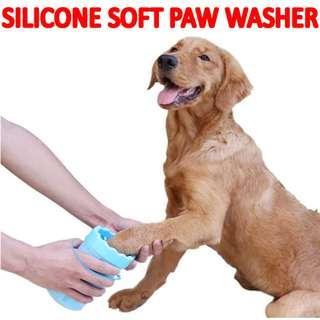 🚚 TPE072 Dog Muddy Feet Cleaner Washer BRAND NEW