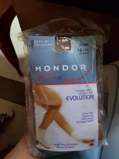 Mondor Figure skating tights (Youth 12-14)