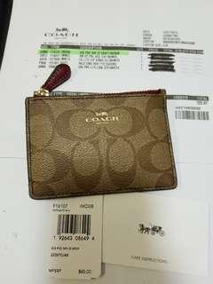 COACH Coin Bag/Key Bag (散紙包/鎖匙包)