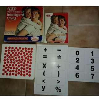GD Ready-To-Do-Math-Kit from Birth Onwards