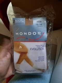 Mondor Figure skating tights (12-14Y)