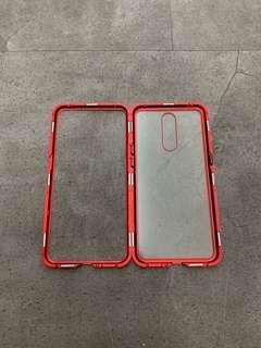 Magnetics Case Oppo R17 Pro