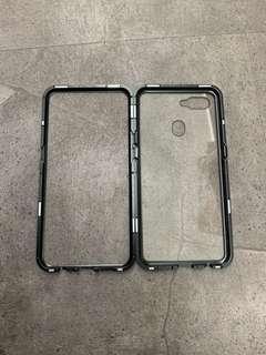 Magnetics Case Oppo AX7