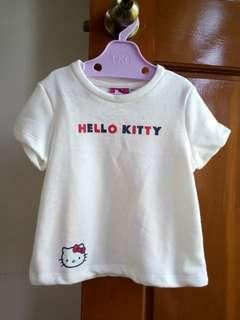 4T (NEW) Hello Kitty Shirt