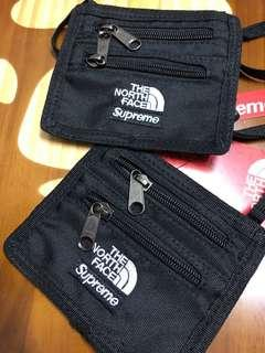 Supreme The North Face Expedition Travel Wallet  ( HK AAA )Black