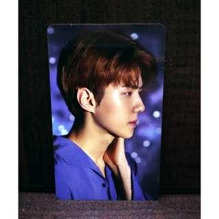 [WTS] SEHUN 11STREET FREEBIES PHOTOCARD 2019