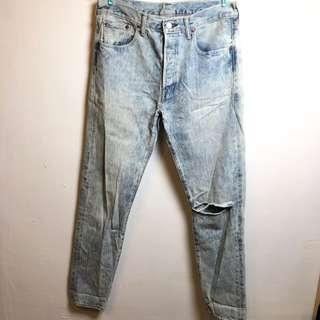 🚚 Levi's 501CT 牛仔褲 w30