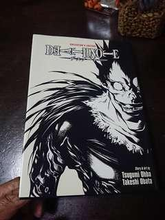 DeathNote Collector's Edition Vol. 1 Hardcover