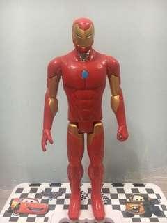 MARVEL-AVENGERS-復仇者聯盟-鋼鐵奇俠-iron man公仔