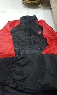 Motorcycle raincoat Size L