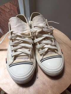 Pro keds white sneakers