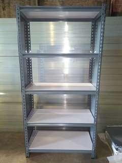 Boltless shelf/rack