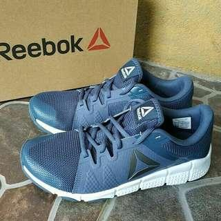 Sepatu Reebok Tranflex Indigo Navy Original Bnib