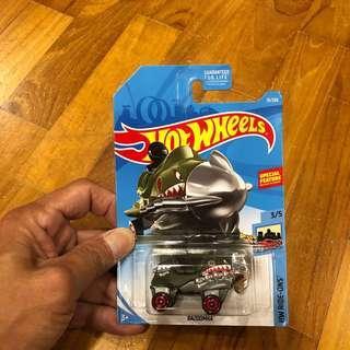 Hot Wheels Treasure Hunt Bazoomka