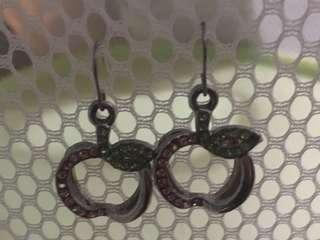 🚚 Cute APPLE earrings