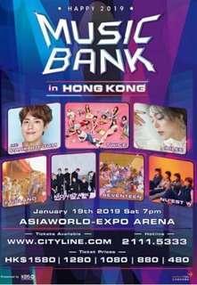 Music bank 2019 block6  前排
