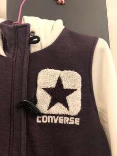 🚚 Converse牛角外套