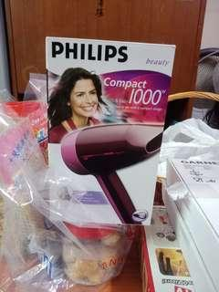 PHILIPS HAIRDRYER 1000w