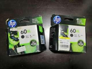 HP 60  XL Ink Cartridge Black